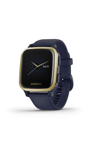 GAR VENU SQ MUSIC NAVY / LIGHT GOLD